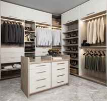 Manufacturer Custom Luxury Closets