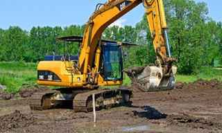 Excavating & Drilling Business in North Dakota
