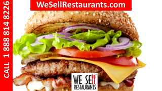Burger Restaurant for Sale Fully Equpped low rent