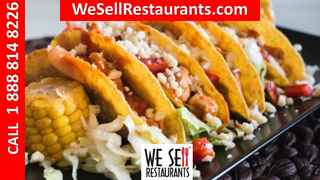 Taco Franchise for Sale in Metro Atlanta Area