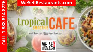 Tropical Smoothie Cafe Franchise for Sale