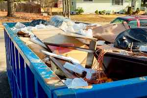 Veteran-Owned Junk Removal and Hauling Franchise