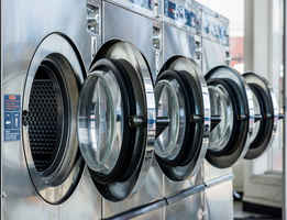 Established & Profitable Laundromat w/ Real Estate