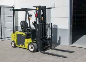 Off Lease & Used Forklifts – 100% B2B