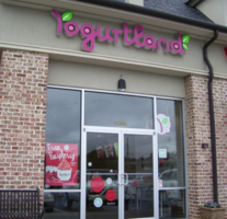 Yogurtland Peachtree Corners-Keep or Convert Brand