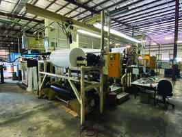 KY: Adhesive & Tape Manufacturing Equipment