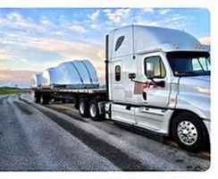 Trucking Company With Large Fleet