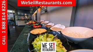 Profitable Buffet Style Restaurant Strong Sales