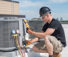 Long Established HVAC Company in Growing Area