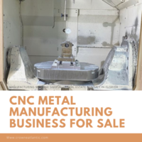 CNC Metal Fabrication with Real Estate