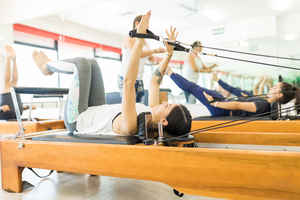 Club Pilates Franchise for sale in Charlotte