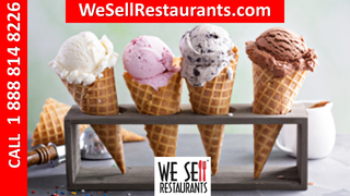 Top-Notch Ice Cream Shop for Sale