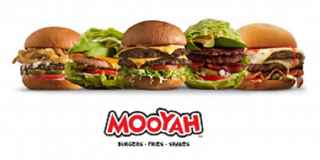 MOOYAH Burgers Franchise In High Traffic Area