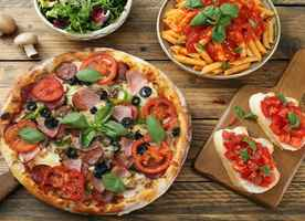 Pizzeria & Italian Restaurant-Carry Out & Delivery