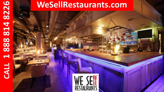 Stunning 10,400 Square Foot Restaurant and Bar