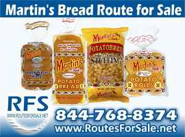 Martin's Potato Bread Route, N. Philadelphia, PA