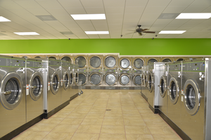 DE Laundromat Biz with Semi-Absentee Ownership