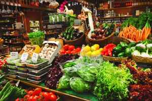 Specialty Produce Market with Great Location
