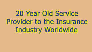 Growing Service Provider to the Insurance Industry