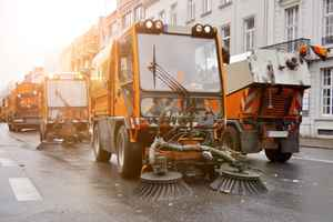 Commercial Property and Municipal Street Cleaning
