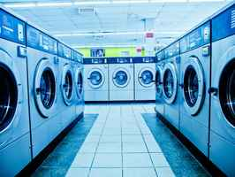 Laundromat with Excellent Equipment&Great Location