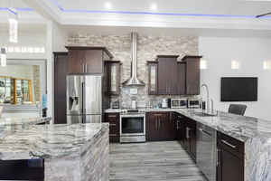 Luxury Home Remodeling with High-End Showroom