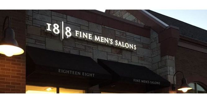 18 8 fine men 39 s salon franchise for sale