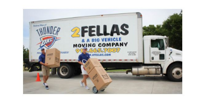 2 Fellas Moving Company