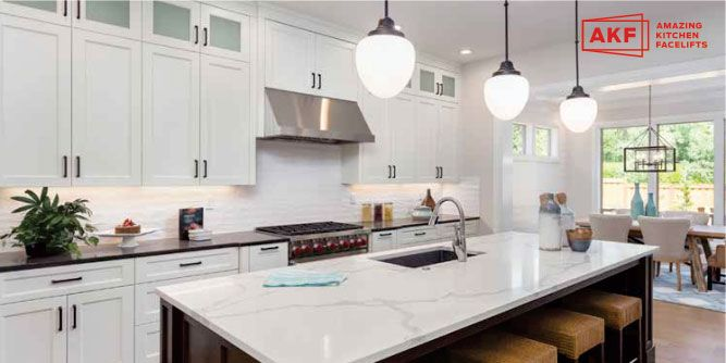 Amazing Kitchen Facelifts