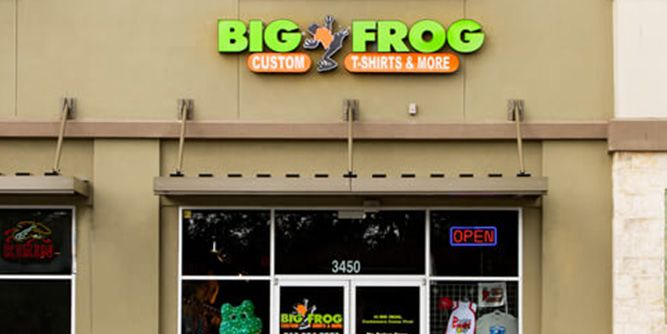 ef1bb53c Big Frog Franchise Information: Costs & Fees ...