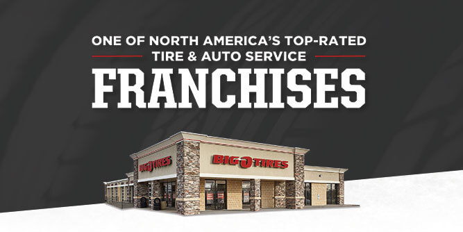 Big O Tire Stores Franchise Information Franchiseopportunities Com
