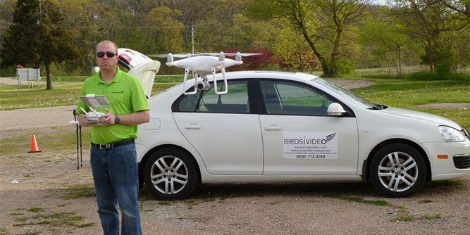 BirdsiVideo - Commercial Drone Services
