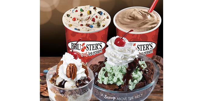 brusters real icecream