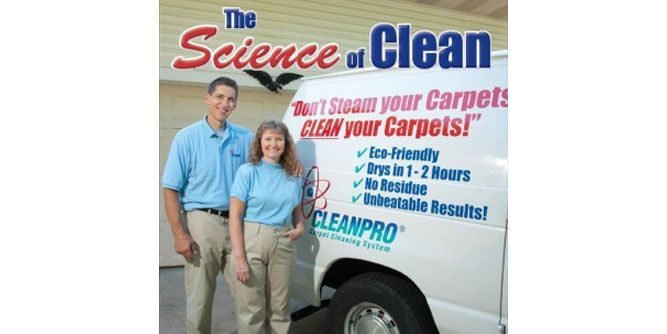 Cleanpro Carpet Cleaning Systems