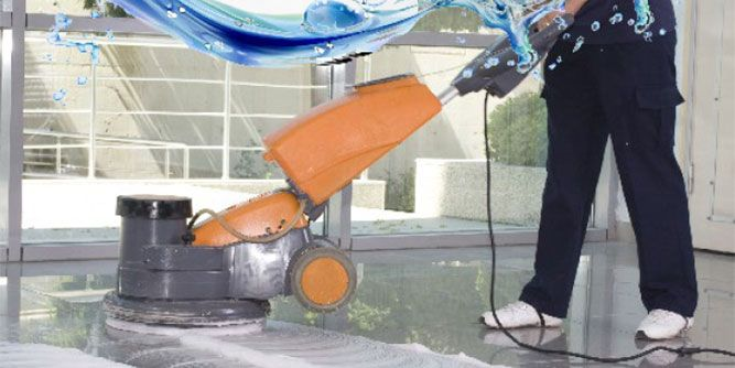 Consolidated Cleaning Systems
