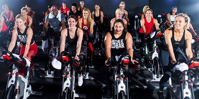 Cyclebar® Premium Indoor Cycling