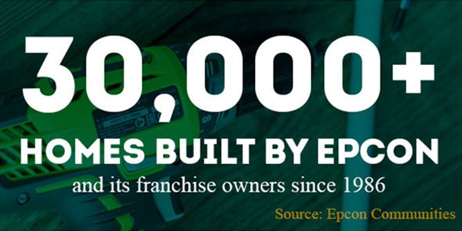 Epcon Franchising - Home Builders