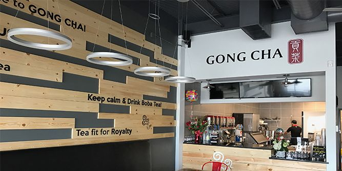 Gong Cha USA - Bubble Tea