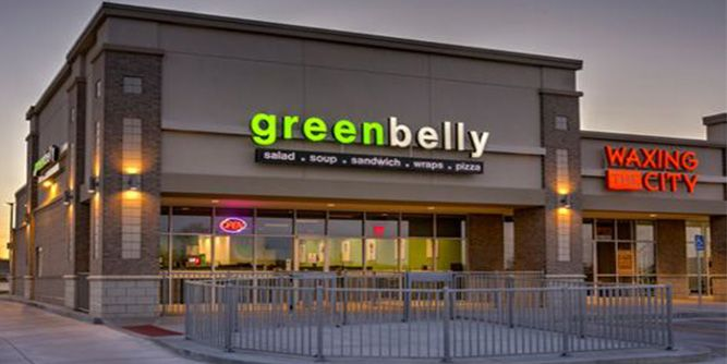 Greenbelly - Responsible Fine Food
