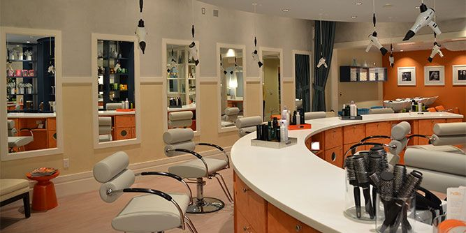 Halo Blow Dry Bar