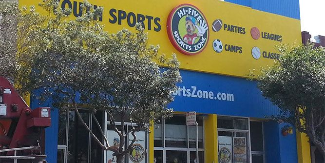 Hi-Five Sports Zone