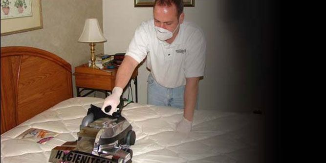 Hygienitech Mattress And Upholstery Cleaning & Sanitizing Systems