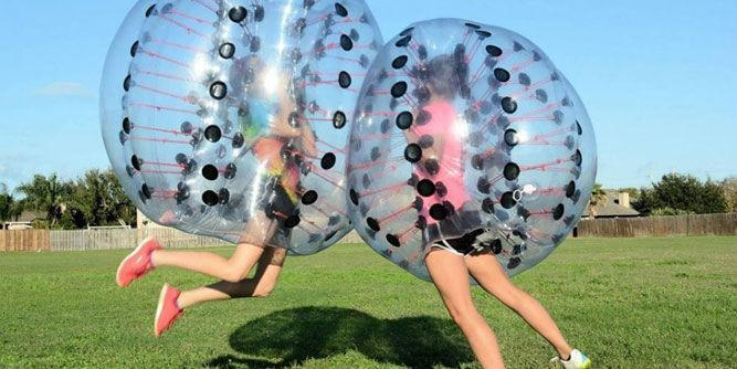 Image result for knockerball