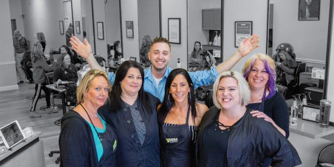 Lemon Tree Family Salons