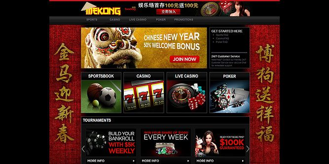 online casino franchise