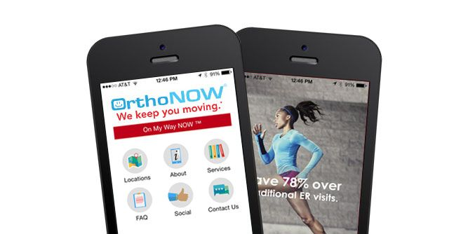 OrthoNOW - Orthopedic Urgent Care Center