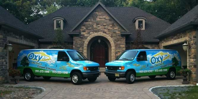 Oxymagic Carpet Cleaning Franchise Information