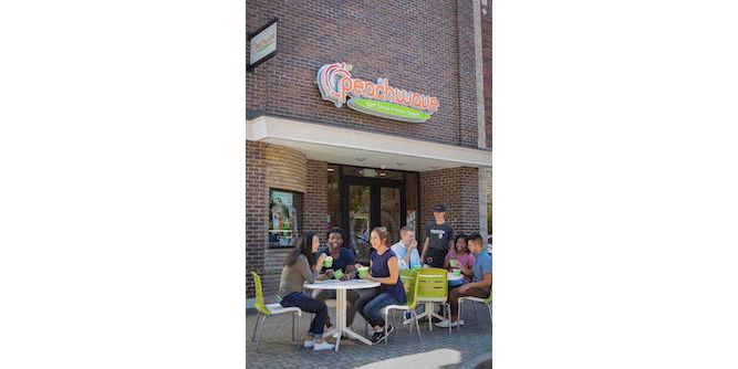 Peachwave Frozen Yogurt & Gelato