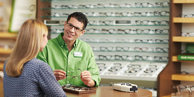 Pearle Vision EyeCare Center