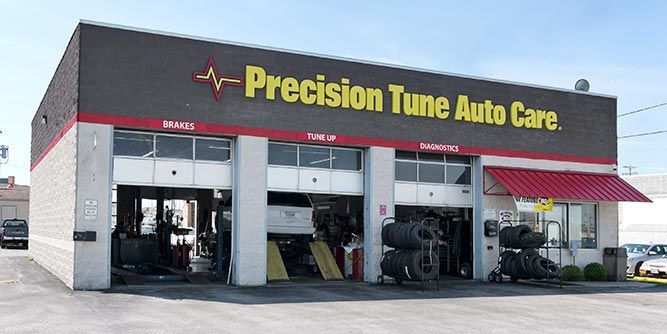 Precision Tune Auto Care Conyers